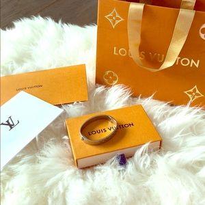 Louis Vuitton Nanogram Cuff